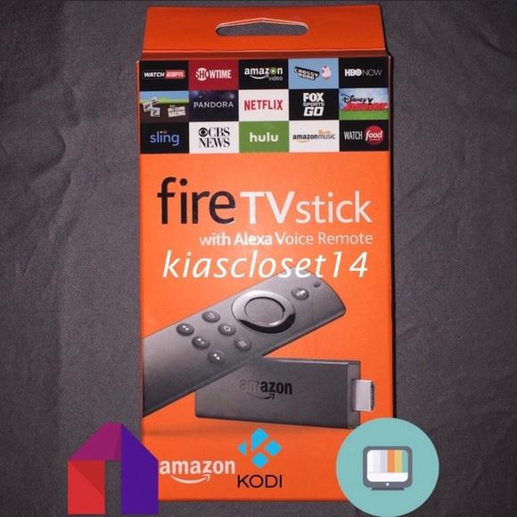 Custom Amazon Fire Tv Stick / Firestick  NWT